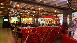 Why food court concepts are shining in India