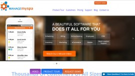 Cloud-based technology platform ManageMySpa raises  6mn to scale operations   enter in US