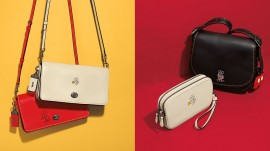 Coach debuts its monogramming service in India