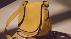 ​Coach Inc. celebrates the launch of the first Coach store