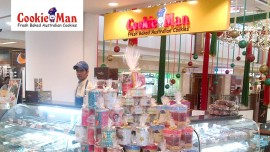 Cookie Man plans 50 news outlets