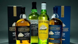 Cutty Sark, the scotch whisky brands enters into the Indian market