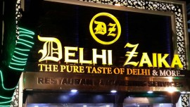Delhi Zaika initiate each day of week with different kind of Biryanis