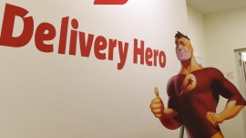 Delivery Hero to sell upto 39 million shares in its IPO