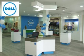 Dell to double its store count