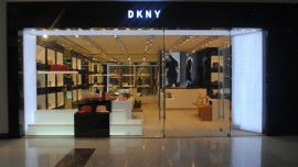 DKNY increases its store count