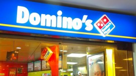 Domino's introduces cashless payment option for customers