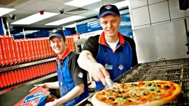 Domino's brings Double Cheese Crunch Pizzas and Custard Bliss Dessert at affordable price