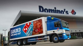 Domino's brings Pan Asian Pizza