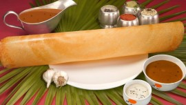 Dosa fest underway at Baywatch coffee shop, The Resort