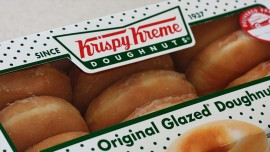 Doughnut Decorations by Krispy Kreme