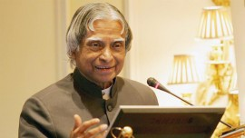 Dr Kalam's last words for Indian entrepreneurs