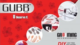 Dr  Morepen launches international grooming range GUBB with Vidya Tikari