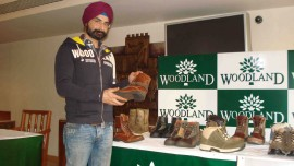 Franchise network is a quick route to grow for Woodland  Harkirat Singh