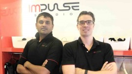 Malaysia s Impulse Studios is getting  fast fitness  to India with a new technology