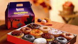 Dunkin Donuts goes online by partnering with Zomato for online orders