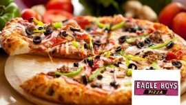 Eagle Boys pizza to open 300 stores by 2020