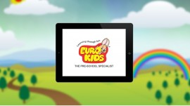 EuroKids bags the Most Trusted Pr-School in Asia award