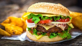 Fat content is same in fast food as was in 1996: Research