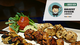 Barbeque Nation's 'Biggest Foodie' contest allures the foodies of Bengaluru