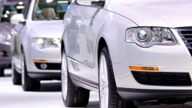 First class profits in second hand car franchise