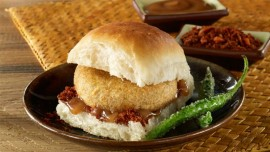 Five Star Chicken launches Schezwan Vada Pav