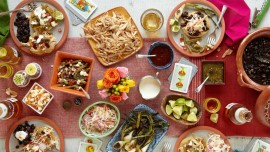 Food fiesta at DLF Promenade