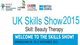 Four beauty   Wellness professionals to represent India at UK Skills Show 2015