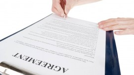 Franchise agreement checklist