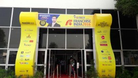 Curtain Raiser for Franchise India 2016 14th Edition Event underway
