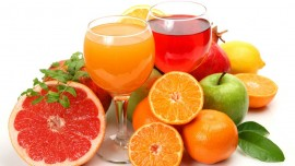 What should you keep in mind while selecting juices this Diwali