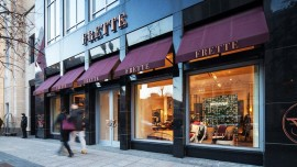 Frette debuts in India