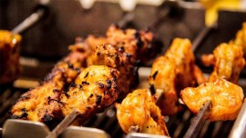 Global Cuisine Fest at Barbeque Nation