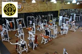 Golden jubilee for Gold's Gym