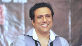 "​Actor Govinda opens his restaurant, ""Hero No. 1"" in New Delhi"