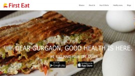 Gurgaon based First Eat raises  200K in seed investment