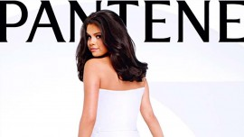 Haircare brand Pantene brings Hollywood actress Selena Gomez on-board