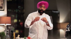 Celebrity Chef Harpal Singh Sokhi