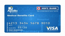 HDFC Bank launches prepaid medical card with Apollo Hospitals