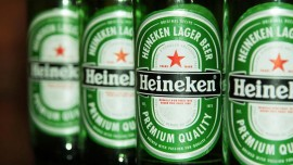Heineken opens brewery in Yangon, quenches Myanmar's thirst