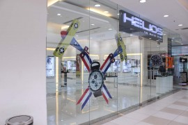 Helios partners with Swiss watchmaker