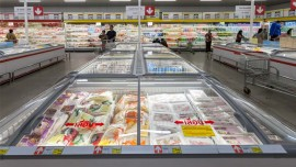 How frozen food brands are placing themselves?
