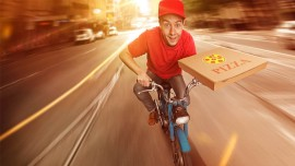 How to make money in midnight food delivery business