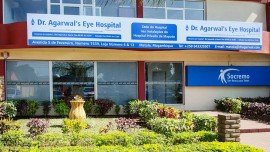 How will Dell  help Dr. Agarwal