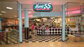Hwy55 Burgers  Shakes and Fries to open first outlet in India