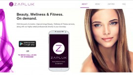 Hyderabad-based beauty and wellness app  Zapluk raises angel funding from Ex-Apple MD