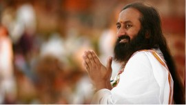 No competition with Baba Ramdev says Sri Sri Ravi Shankar