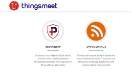 How tech startup ThingsMeet Solutions bring disruption to healthcare delivery process