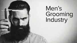 Growth and future of men's grooming industry in India