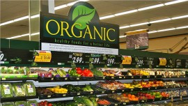 How supermarkets are grabbing bigger pie with organic food products?